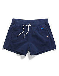 Champion Women's Heritage French Terry Shorts