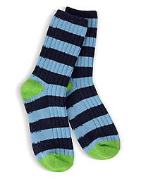 World's Softest® Boys Ragg Rugby Crew Socks