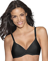 Hanes Fully Padded Wirefree Bra