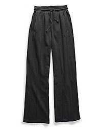 Champion Life® Women's Vintage Dyed High Waist Fleece Wide Leg Pants