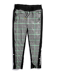 Champion Life® Women's Houndstooth Slim Leg Track Pants