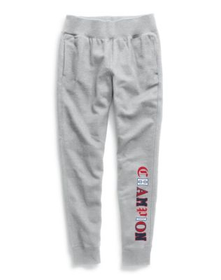 Champion Life® Women's Reverse Weave® Joggers, Old English