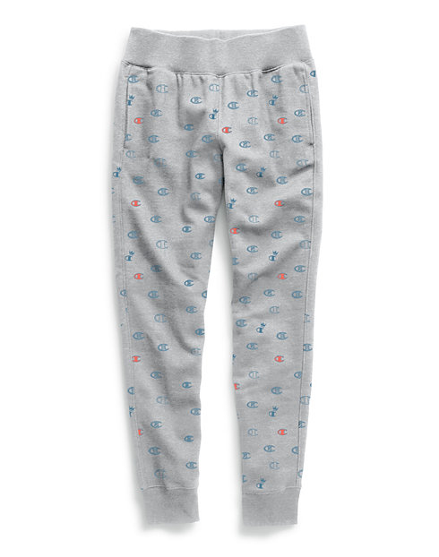 0bbb7a73 Champion Life® Women's Reverse Weave® Joggers, Allover Print   Champion