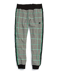 Champion Life® Women's Reverse Weave® Houndstooth Joggers