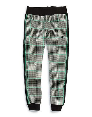 Champion Life® Women's Reverse Weave® Houndstooth Joggers by Champion