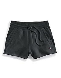 Champion Life® Women's Reverse Weave® Shorts, C Logo