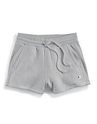 Champion Life® Women's Reverse Weave™ Shorts, C Logo