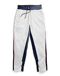 Champion Life® Women's Track Slim Leg Pants, Crown C Logo