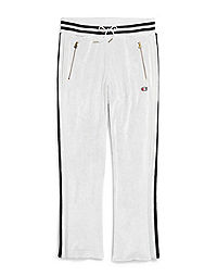 Champion Life® Women's Terry Warm Up Slim Flare Pants