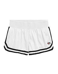 Champion Life® Women's Mesh Notch Shorts