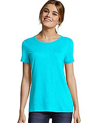 Hanes Women's Modal Elevated Tee