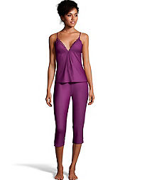 Maidenform Cami & Capris Set