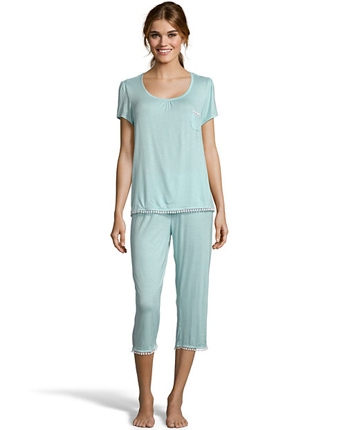 Rene Rofe Dot Dot Dot Capri Sleep Set