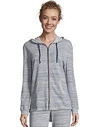 Hanes French Terry Zip Hoodie