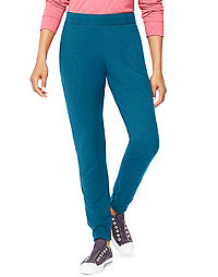 Hanes Women's French Terry Jogger Pants