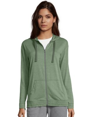 Hanes Women's French Terry Full Zip Hoodie