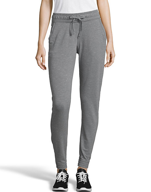 4b64b441903ba Hanes Women s French Terry Jogger with Pockets