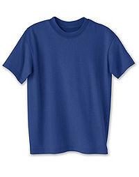 Hanes ComfortBlend® EcoSmart® Kids' Crewneck T-Shirt 3-Pack
