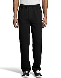 Hanes ComfortSoft™ EcoSmart® Men's Fleece Sweatpants with Pockets