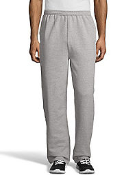 Hanes ComfortSoft™ EcoSmart® Men's Fleece Sweatpants with Pockets