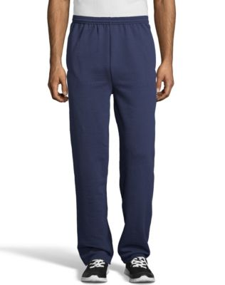 Hanes ComfortSoft Men's Fleece Sweatpants with Pockets