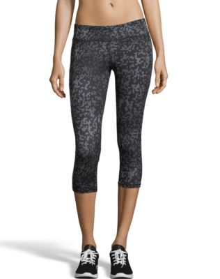 Hanes Sport™ Women's Performance Capri Leggings