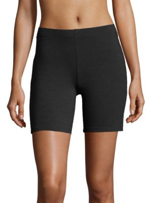 Hanes Women's Stretch Jersey Bike Shorts