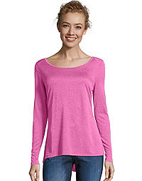 Hanes Sport&#153 Women's Performance Long-Sleeve Tunic