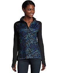 Hanes Sport&#153 Women's Performance Quarter Zip Sweatshirt
