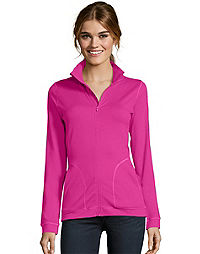 Hanes Sport&#153 Women's Performance Fleece Zip Up Jacket
