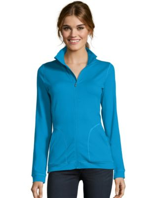 Hanes Sport&#153 Women's Performance Zip Up Jacket
