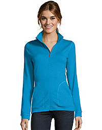 Hanes Sport™ Women's Performance Zip Up Jacket