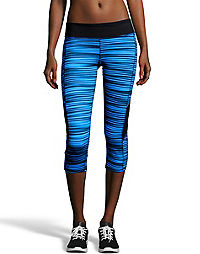 Hanes Sport™ Women's Performance Blocked Capri Leggings