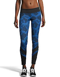 Hanes Sport™ Women's Performance Mesh Leggings