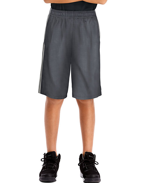Hanes Sport™ Boys' 10-inch Performance Dazzle Shorts