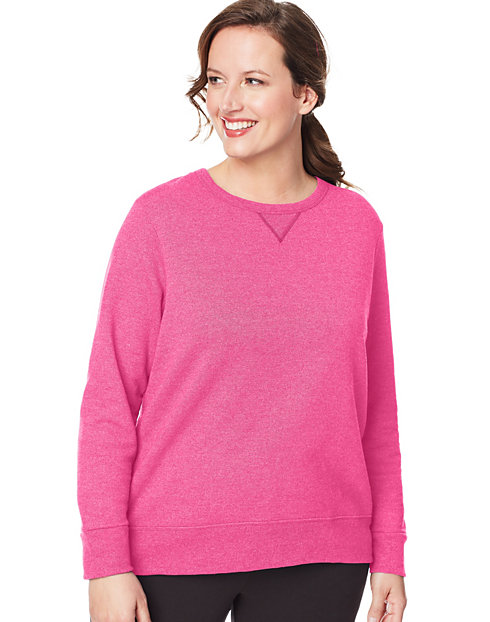 f925da1b Just My Size V-Notch Women's Sweatshirt | JustMySize