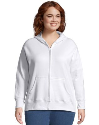 JMS ComfortSoft® EcoSmart® Fleece Full-Zip Women's Hoodie