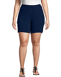 1d6e7e57441 Just My Size Cotton Jersey Pull-On Women s Shorts