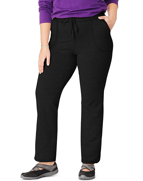 1d06cf68df3d5 Just My Size French Terry Women s Pants