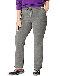 Just My Size French Terry Women's Pants