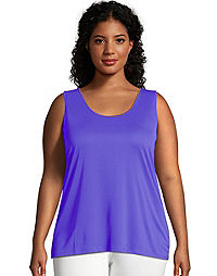 180dd69e7bd63f Just My Size Cool DRI® Scoop-Neck Women s Tank Top