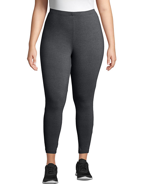JMS Stretch Cotton Jersey Women's Leggings