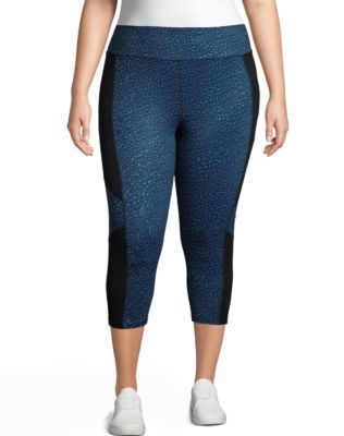 JMS Active Blocked Capris