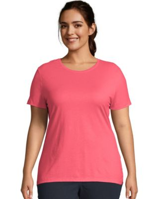 JMS Cotton Jersey Short-Sleeve Crewneck Women's Tee