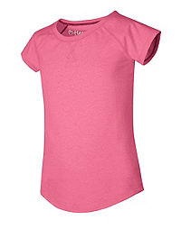 Hanes Girls'  X-Temp® V-Notch Tee