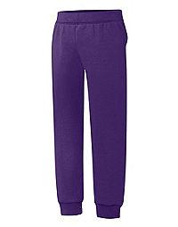 Hanes ComfortSoft™ EcoSmart® Girls'  Jogger Sweatpants