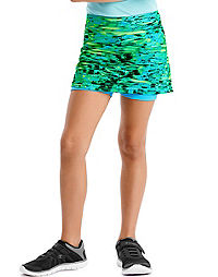 Hanes Sport&#153 Girls' Performance Skort