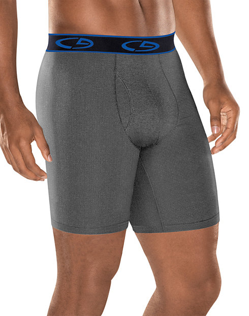 C9 Champion® Men's Mesh Boxer Brief 2-Pack
