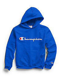 Champion Youth Fleece Hoodie