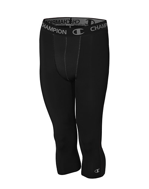 Champion Men's PowerFlex 3/4 Tights